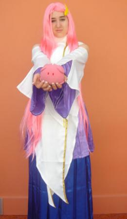Lacus Clyne from Mobile Suit Gundam Seed