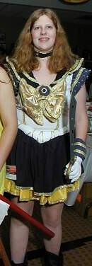 Sailor Uranus from Sailor Moon Seramyu Musicals worn by Sora