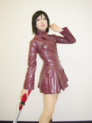 Saya Otonashi from BLOOD+ worn by Melri