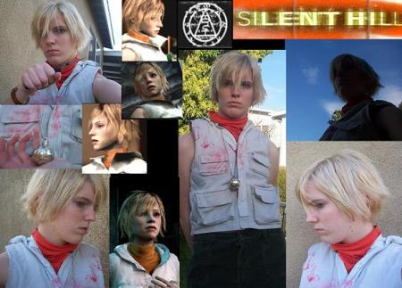 Heather Mason from Silent Hill 3 worn by Moose