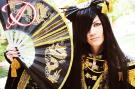 Asagi from D worn by Warumono
