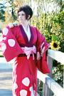 Fuu from Samurai Champloo worn by The Only Angel