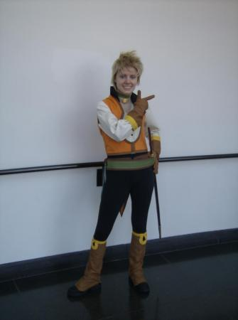 Guy Cecil from Tales of the Abyss worn by ayanamichan7