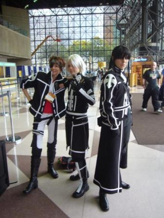 Allen Walker from D. Gray-Man worn by ayanamichan7