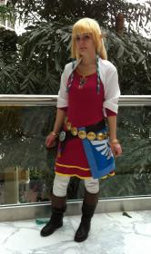 Zelda from Legend of Zelda: Skyward Sword worn by LotusBlossom