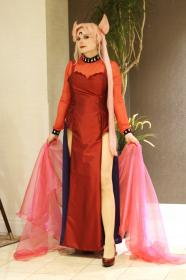 Black Lady from Sailor Moon R worn by Roserevolution