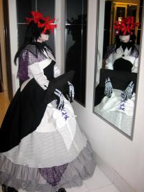 Homulilly from Madoka Magica worn by Roserevolution