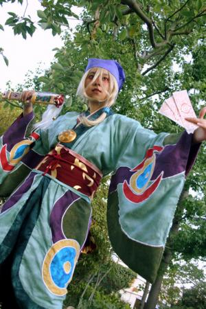 Kusuriuri from Mononoke worn by Kotodama