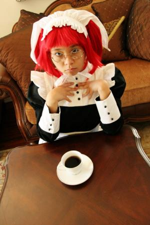Maylene from Black Butler worn by Kotodama
