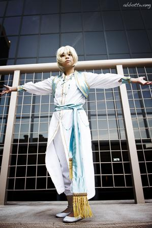 Ion Fortuna from Trinity Blood worn by Kotodama