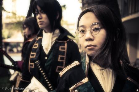 Sannan Keisuke from Hakuouki Shinsengumi Kitan