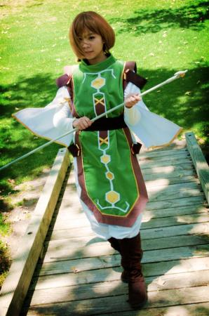 Luc from Suikoden II worn by Kotodama