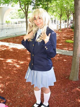 Tsumugi Kotobuki from K-ON! worn by Kotodama