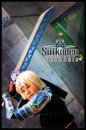 Chrodechild from Suikoden Tierkreis worn by Kotodama
