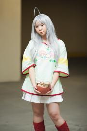 Syoko Hoshi from iDOLM@STER Cinderella Girls