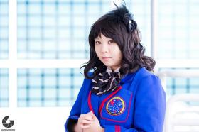 Tomoko Nozama from Kamen Rider Fourze worn by Kotodama