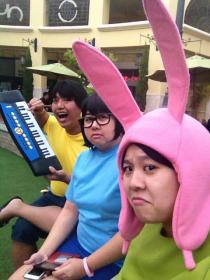 Louise Belcher from Bob's Burgers worn by Kotodama