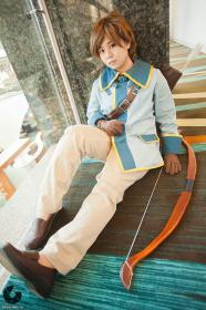 Ted from Suikoden IV by Kotodama