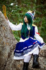 Shikieiki Yamaxanadu from Touhou Project