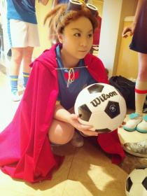 Yūuto Kidōu from Inazuma Eleven worn by Kotodama