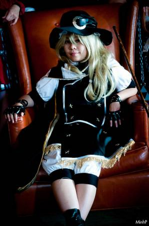 Marisa Kirisame from Touhou Project worn by Kotodama