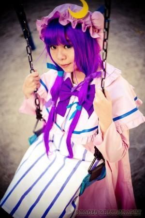 Patchouli Knowledge from Touhou Project worn by Kotodama