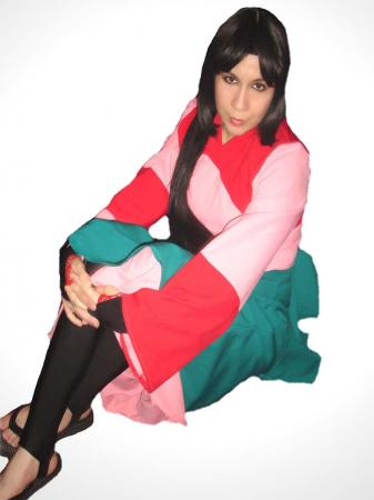 Sango from Inuyasha worn by Karol Neko Chan