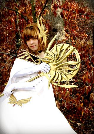 Sakura from Tsubasa: Reservoir Chronicle worn by Xty Kim