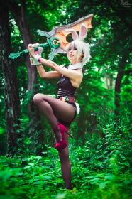 Riven from League of Legends worn by Xty Kim