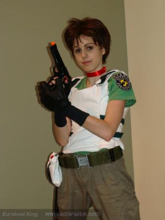 Rebecca Chambers from Resident Evil worn by KateMonster