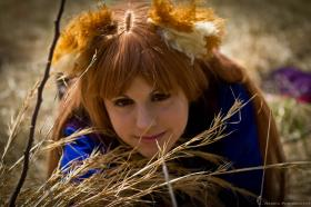 Horo from Spice and Wolf  by KateMonster