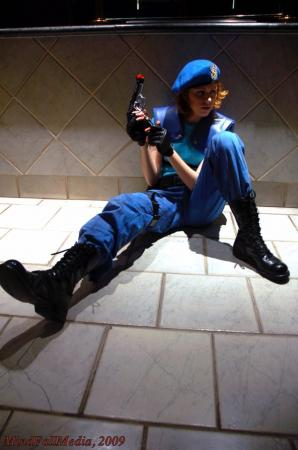 Jill Valentine from Resident Evil worn by KateMonster