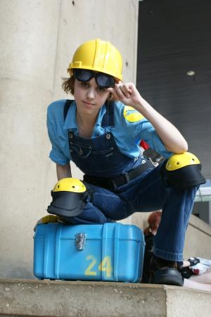 Engineer from Team Fortress 2 worn by KateMonster