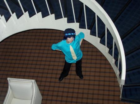 Naoto Shirogane from Persona 4 worn by KateMonster
