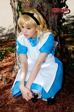 Alice from Alice in Wonderland worn by KateMonster
