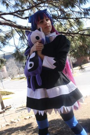 Stocking from Panty and Stocking with Garterbelt worn by KateMonster