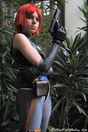 Regina from Dino Crisis