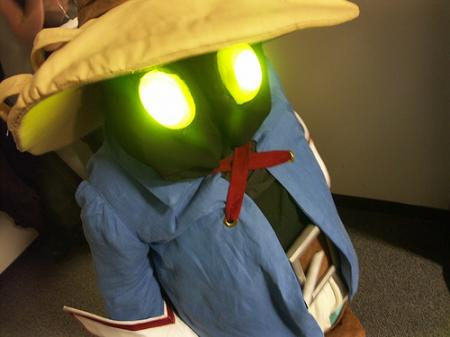 Vivi from Final Fantasy IX
