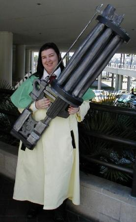 Millie Thompson from Trigun worn by Judy