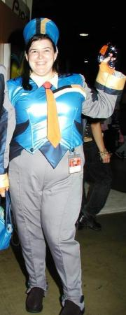 Kiyone from Tenchi Muyo worn by Judy