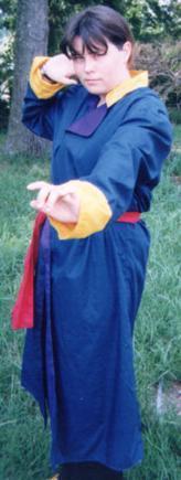 Tamahome from Fushigi Yuugi