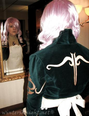 Daniella from Haunting Ground worn by Winters Knight