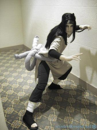 Orochimaru from Naruto worn by Winters Knight
