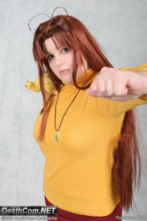 Naru Narusegawa from Love Hina worn by SeekingElegance