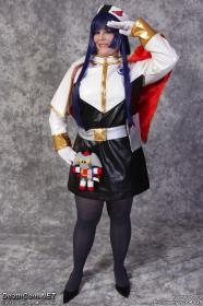 Yurika Misumaru from Martian Successor Nadesico worn by SeekingElegance