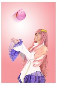 Lacus Clyne from Mobile Suit Gundam Seed worn by Digi女王