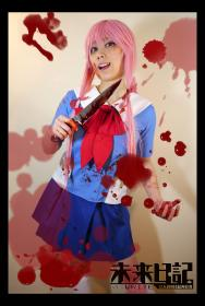 Yuno Gasai from Future Diary worn by Digi女王