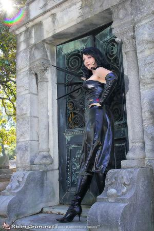 Lust from Fullmetal Alchemist worn by Athena