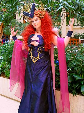 Queen Beryl from Pretty Guardian Sailor Moon worn by Athena