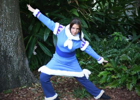 Hama from Avatar: The Last Airbender worn by Athena